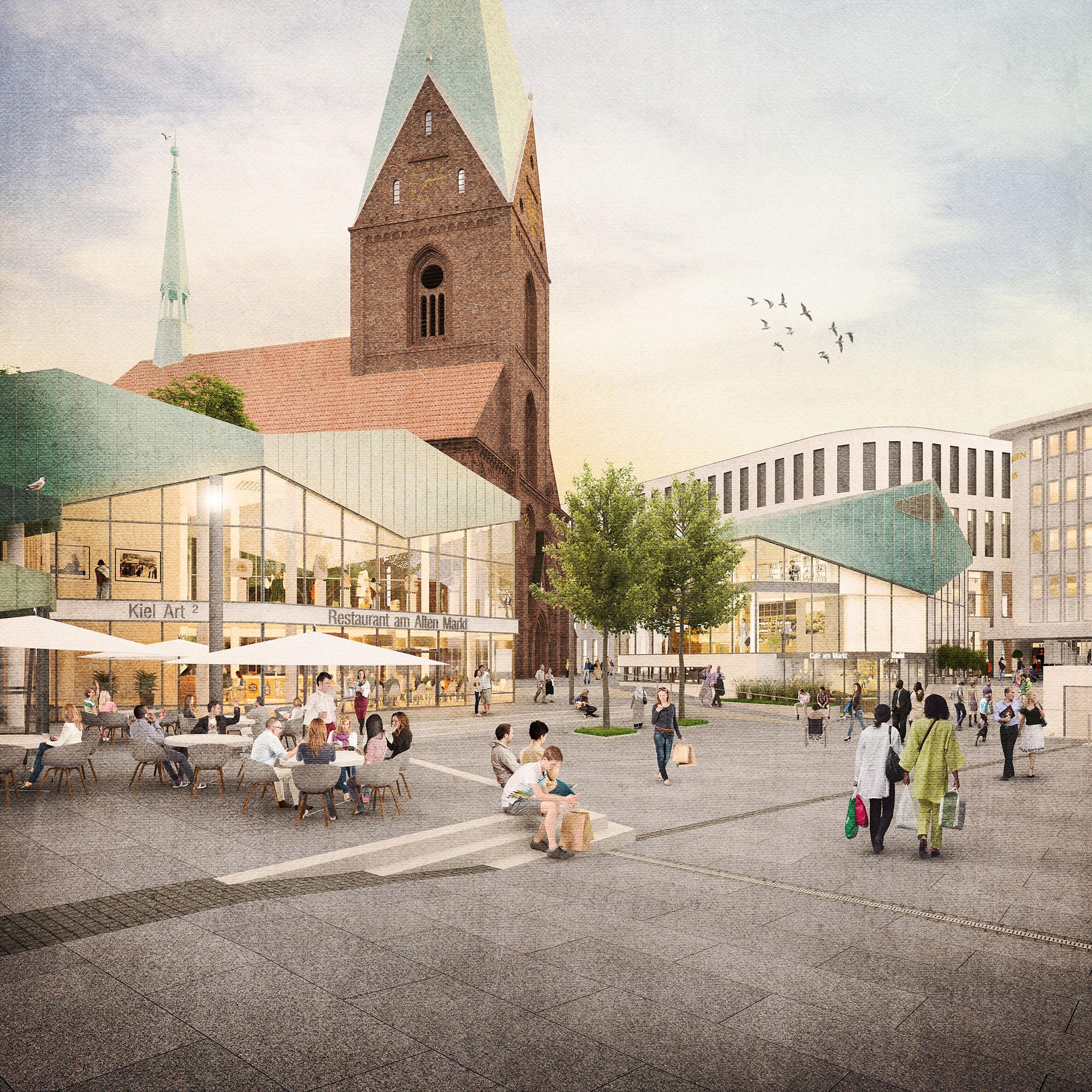 Kiel Alter Markt