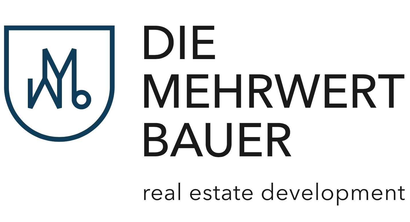 Die Mehrwertbauer-real estate development-Logo