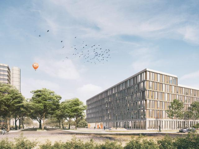 zdf mainz-neubau-bürogebäude-struhk architekten-architekturvisualisierung