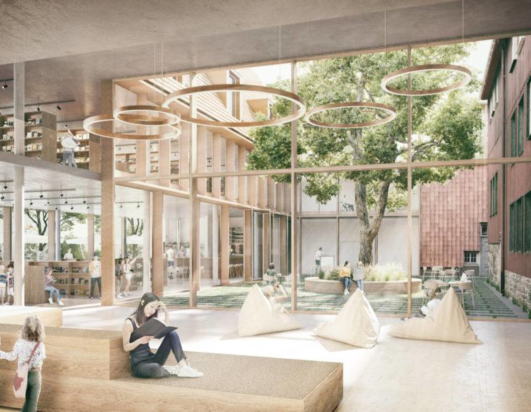 wissensquartier einbeck-architekturvisualisierung