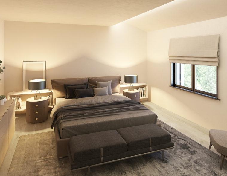3d visualisierung-umgestaltung einfamilienhaus-innenarchitektur-schlafzimmer