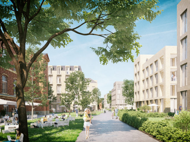 wettbewerb st juergen quartier-bremen-architekturvisualisierung